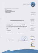 Landessportbund Übungsleiterlizenz
